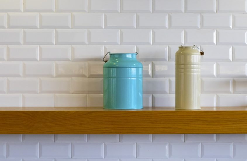 How to Clean Tiles With Homemade Grout Cleaner