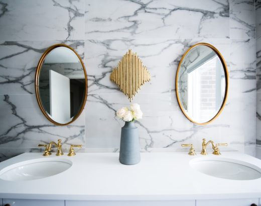 homemade bathroom sink cleaner