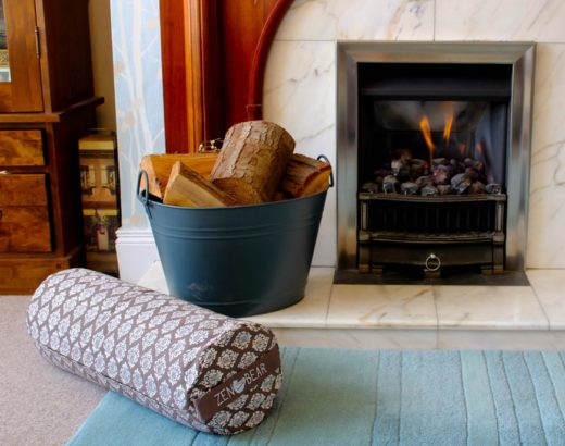 What to Do if Your Gas Fireplace Smells Musty